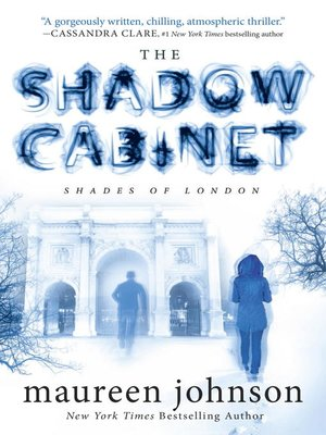 cover image of The Shadow Cabinet
