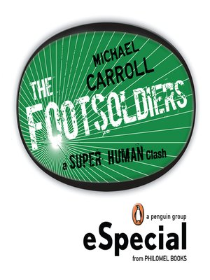 cover image of Footsoldiers