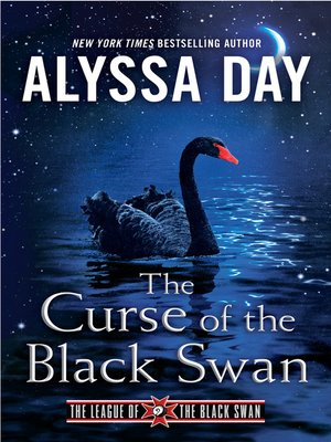 cover image of The Curse of the Black Swan