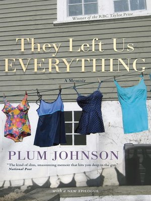cover image of They Left Us Everything
