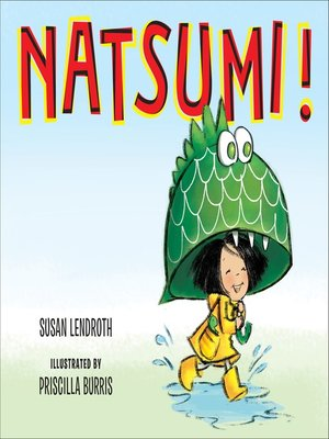cover image of Natsumi!