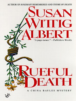 cover image of Rueful Death
