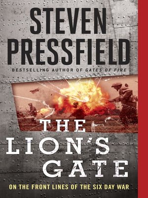 cover image of The Lion's Gate