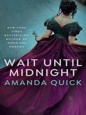 cover image of Wait Until Midnight