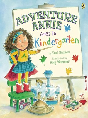cover image of Adventure Annie Goes to Kindergarten