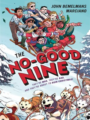 cover image of The No-Good Nine
