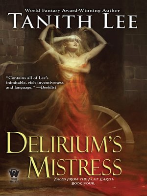 cover image of Delirium's Mistress