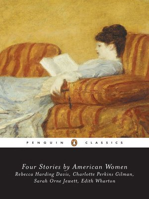cover image of Four Stories by American Women
