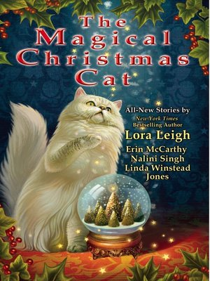 cover image of The Magical Christmas Cat