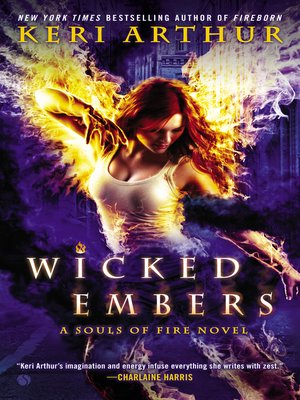 cover image of Wicked Embers