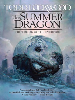 cover image of The Summer Dragon