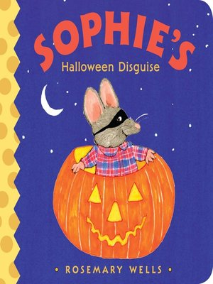 cover image of Sophie's Halloween Disguise