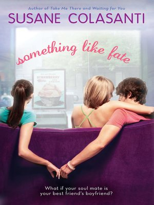 cover image of Something Like Fate