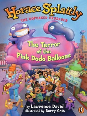 cover image of Terror of the Pink Dodo
