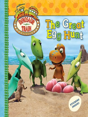 cover image of The Great Egg Hunt
