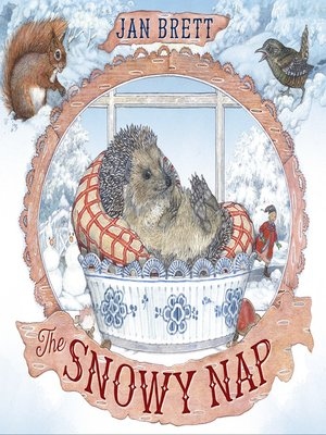 cover image of The Snowy Nap