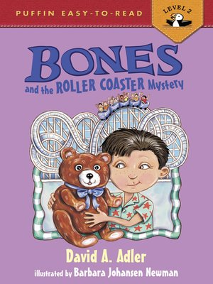 cover image of Bones and the Roller Coaster Mystery