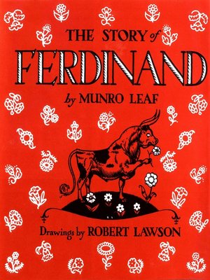 cover image of The Story of Ferdinand