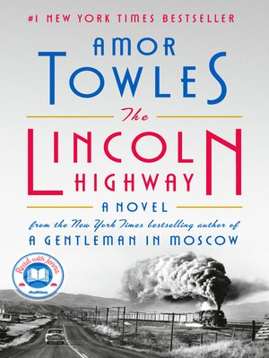 cover image of The Lincoln Highway