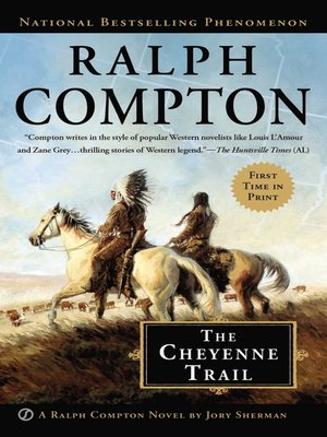 cover image of Ralph Compton the Cheyenne Trail