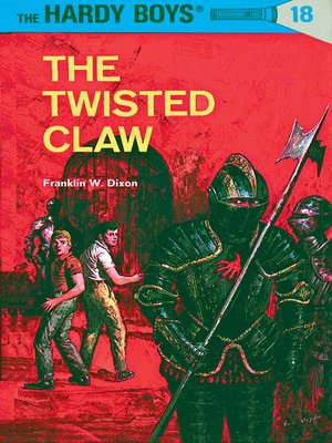 cover image of The Twisted Claw