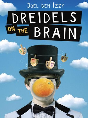 cover image of Dreidels on the Brain
