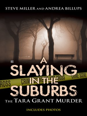 cover image of A Slaying in the Suburbs