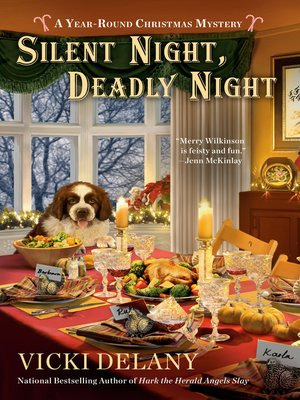 cover image of Silent Night, Deadly Night