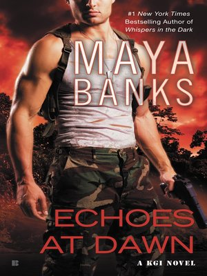 cover image of Echoes at Dawn