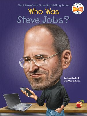 cover image of Who Was Steve Jobs?