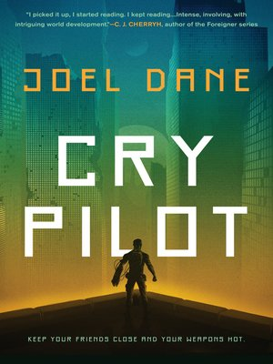cover image of Cry Pilot