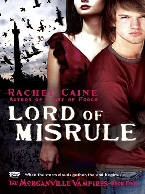cover image of Lord of Misrule