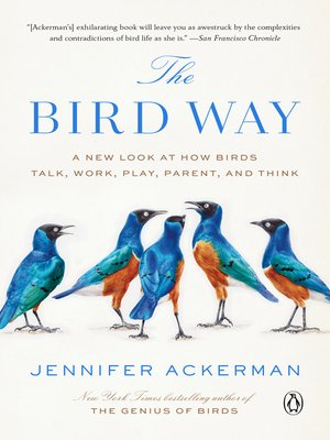 cover image of The Bird Way