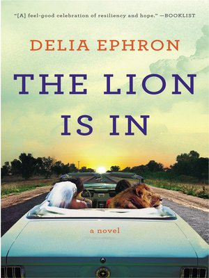 cover image of The Lion is In