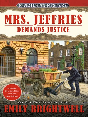 cover image of Mrs. Jeffries Demands Justice