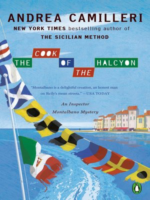 cover image of The Cook of the Halcyon