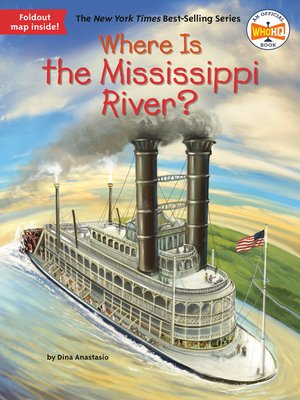 cover image of Where Is the Mississippi River?