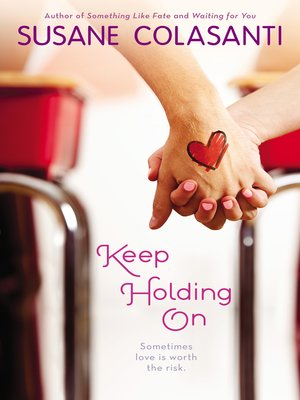 cover image of Keep Holding On