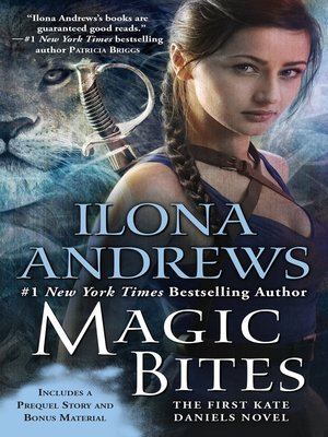 cover image of Magic Bites