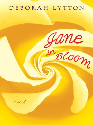 cover image of Jane In Bloom