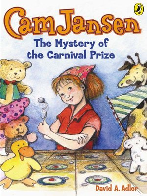 cover image of The Mystery of the Carnival Prize