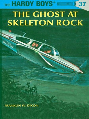 cover image of The Ghost at Skeleton Rock