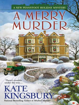 cover image of A Merry Murder