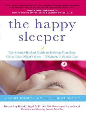 cover image of The Happy Sleeper