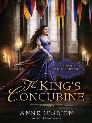 cover image of The King's Concubine