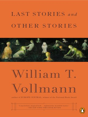 cover image of Last Stories and Other Stories