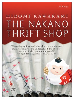 cover image of The Nakano Thrift Shop