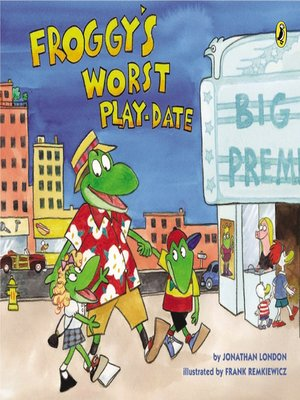 cover image of Froggy's Worst Playdate