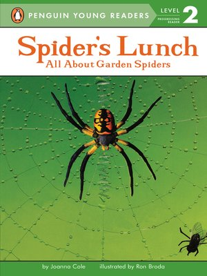 cover image of Spider's Lunch