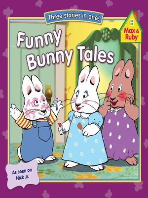 cover image of Funny Bunny Tales